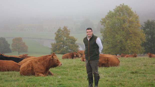 David Howlett Farm Manager at Chatsworth Estate