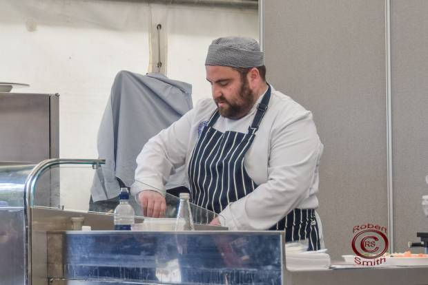 NBA Beef Expo 2016 - Beef Cookery Demonstrations