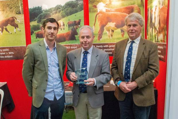 NBA Beef Expo 2018 - Trade Stand Winners