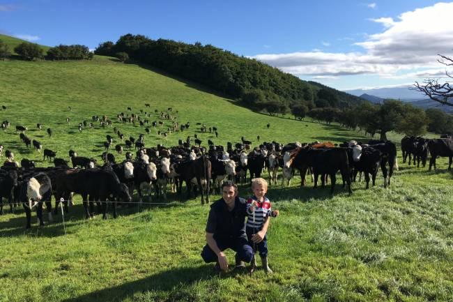 Beef Expo 2018 Farm Tours - Marc Jones, Trefnant Hall, Welshpool