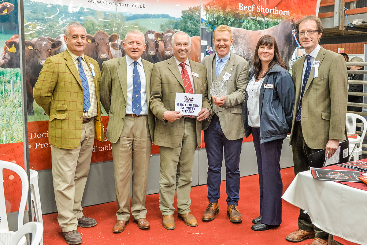 Beef Shorthorn Cattle Society