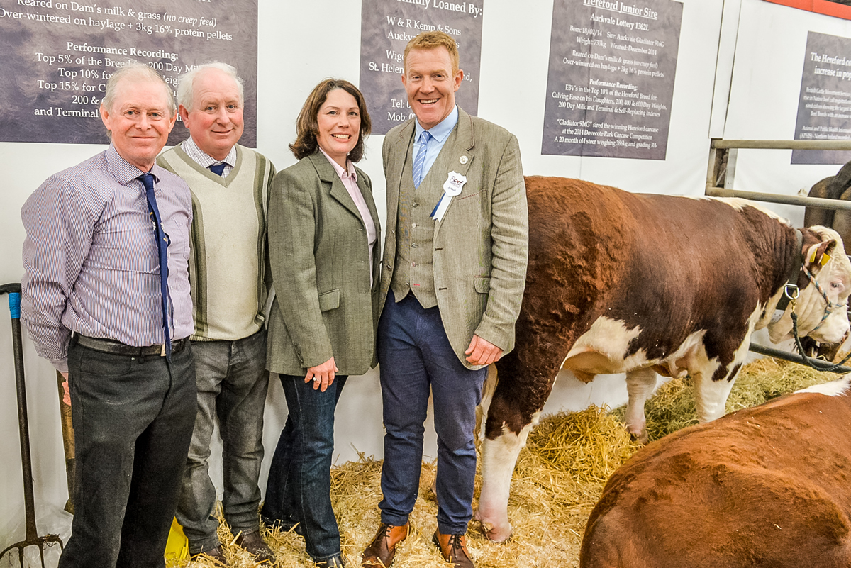 Hereford Cattle Society